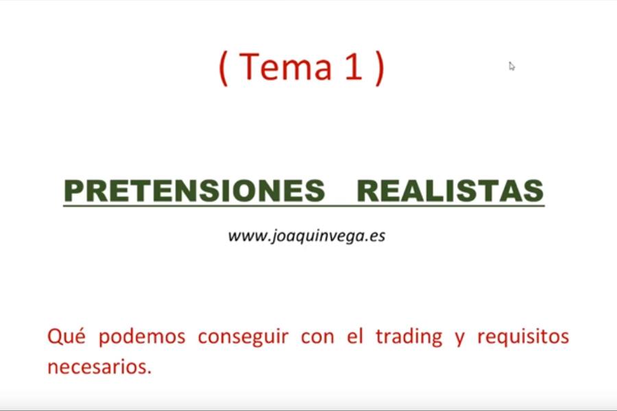 Muestra vídeo 1 curso de trading